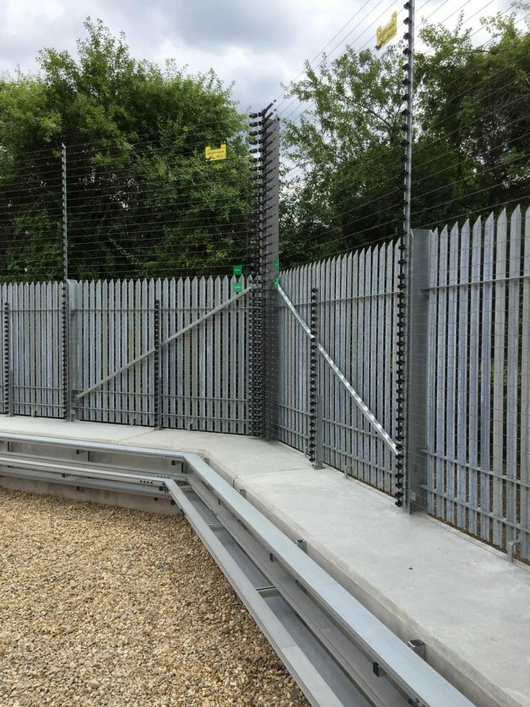 high security fencing force contracting