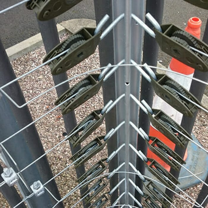 power-fencing